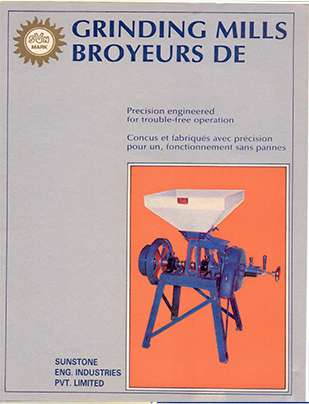 Grinding Mills French