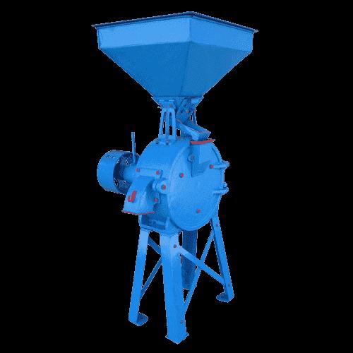 Danish Vertical R-Model Flour Mill