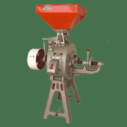 Danish Vertical S-Model Flour Mill