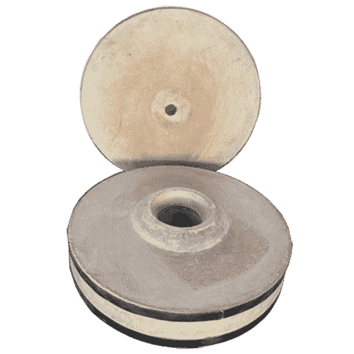 Anand Type Emery Flour Millstone