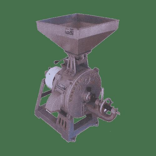 Vertical Third Pedestal Flour Mill